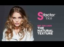 How To The Natural Texture S Factor by TIGI seriousglamour