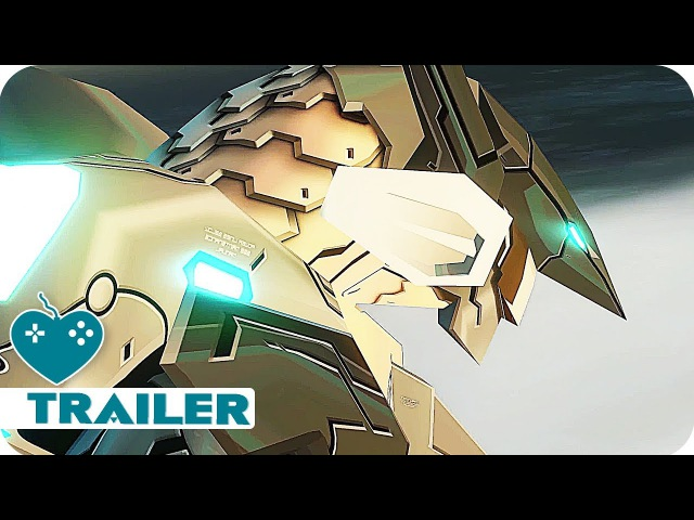 Zone of the Enders: The 2nd Runner MARS Trailer (2018) PS4, PS VR, PC Game