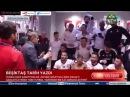 Dünyada Bir İlk Beşiktaş Soyunma Odasından Görüntüler Porto Zaferi Sonrası Şenol Güneş ve Oyuncular