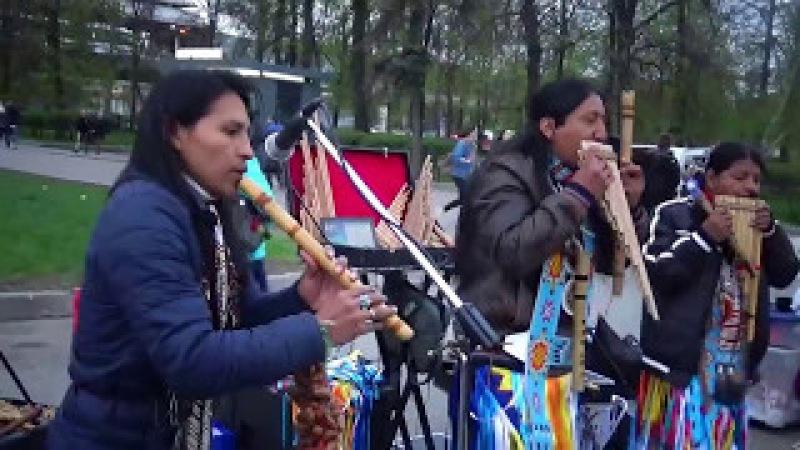 Ecuador Spirit Wuambrakuna Kury. Jaku To Cuzco. Москва. ВДНХ. MAH00072 06.05.2017