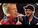 Ed Sheeran - Castle on the Hill (Iggi, Ruben, Leon)   Battles   The Voice Kids 2017   SAT.1