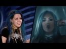 Best of Alissa white-Gluz (Evolution 2006 - 2017) (Lead vocalist of The agonist Arch Enemy)