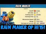 Rain Maker Task Force Operation Hits!