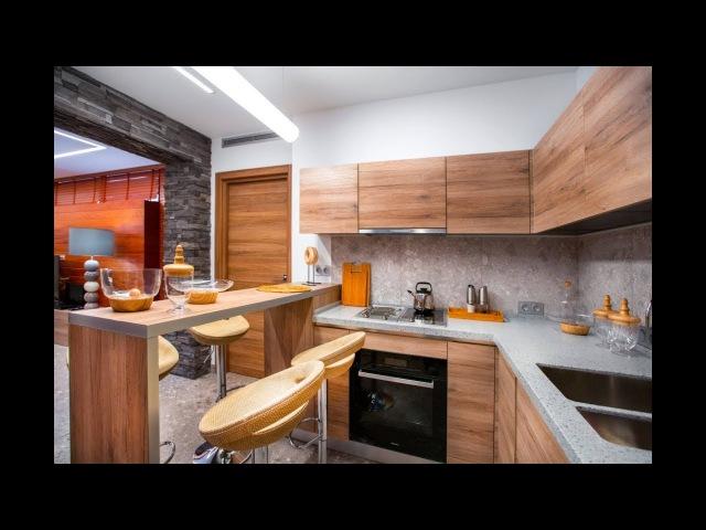 Дизайн кухни 2018 Интересные идеи современного интерьера 2018 года