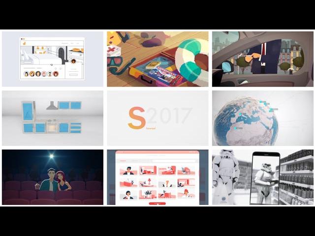 SMPL Animation Showreel