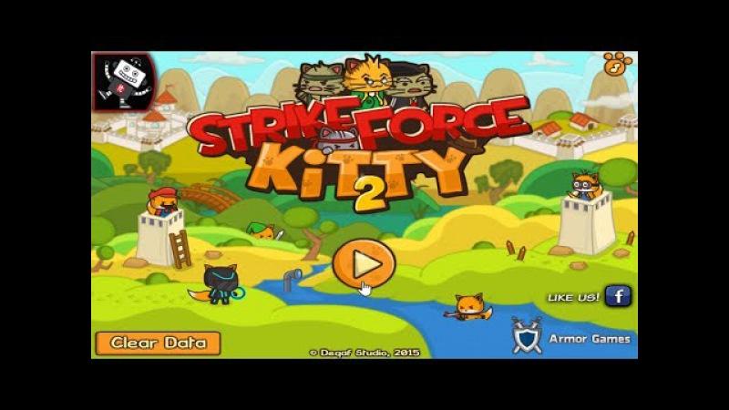 Strikeforce Kitty 2 - Strategy Games - Long IT