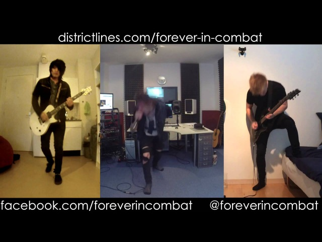 Asking Alexandria - I Won't Give In [Vocal Guitar Cover]