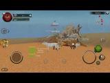 Играем в Wild Animals Online с новым Бро!