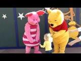 Lyla Meets Pooh &amp Piglet