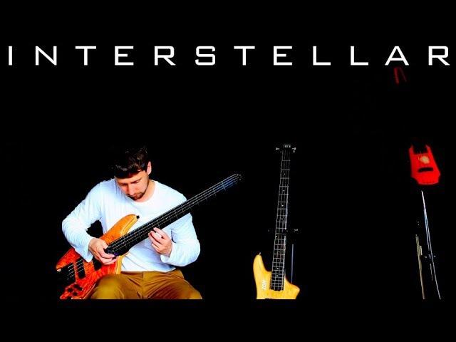 Interstellar Medley - Hans Zimmer (Bass, Electric Cello, Loop Pedals)