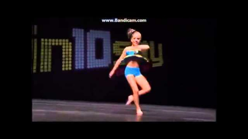 Dancemoms-Mackenzie Ziegler- California Adventure