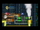 Mad Gear Zone Act 1 - Dr. Eggman's Secret Base Sonic The Hedgehog 4 Episode 1