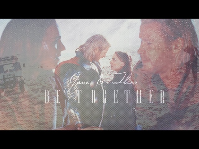 Thor jane • be together