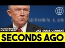 Jeff Sessions Just Did Something Seconds Ago That Has All The Rats SCURRYING In Washington