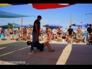 Fun Moves Rueda de Casino Salsa on the Beach 2014