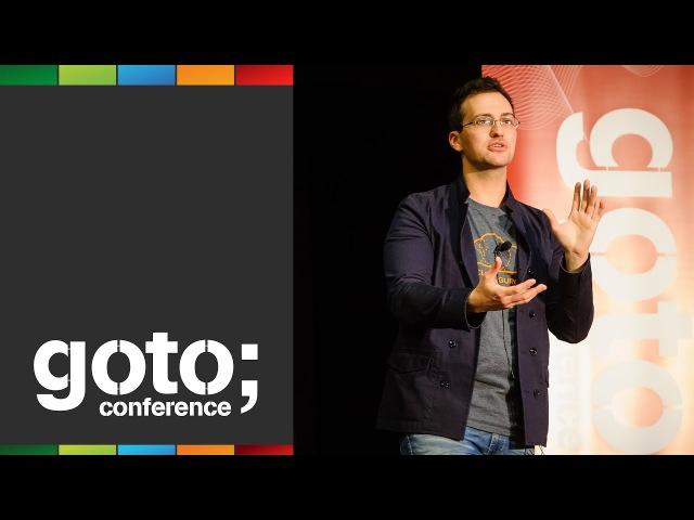GOTO 2017 • Serverless: the Future of Software Architecture • Peter Sbarski