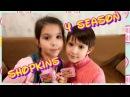 ШОПКИНС 4 сезон или Новогодний КИНДЕР СЮРПРИЗ? Shopkins VS Kinder Surprise!