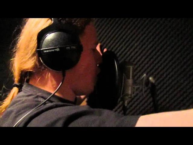 HACKNEYED - studio report 2011-3, vocal recordings