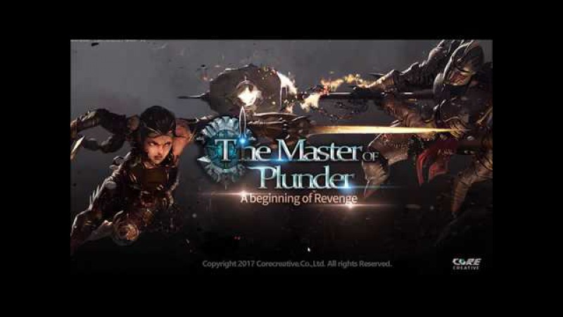 The Master Of Plunder (MOP) android game first look gameplay español