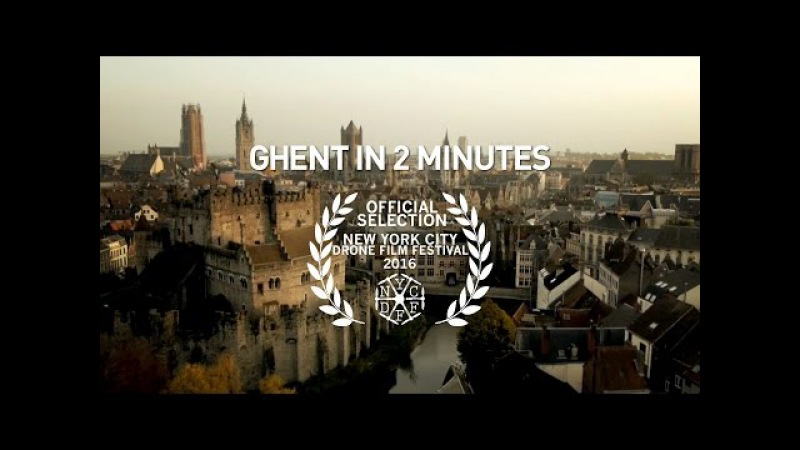 Ghent in 2 minutes (2014)