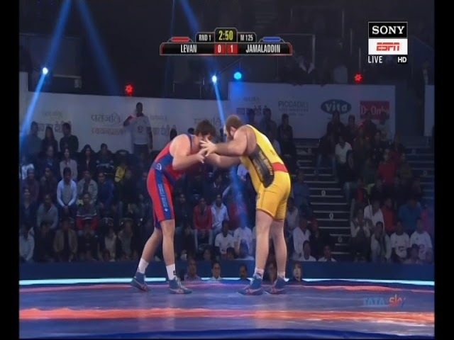 PWL 3 Day 11: Levan Berianidze VS Jamaladdin Magomedev at Pro Wrestling League 2018 | Full Match