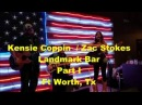Kensie Coppin Zac Stokes Part I Mulitple Songs Landmark Bar Ft Worth Tx