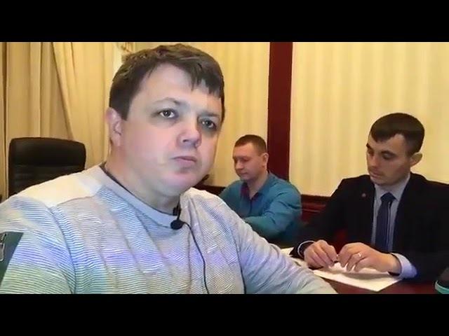 Семенченко снимает на видео допрос в Генпрокуратуре Украины 20 03 2018