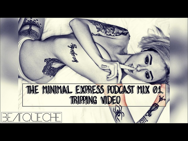 Best Minimal Techno Cartoon Trip Illusion Mix 2018 * BeatQueche - The Minimal Express Podcast