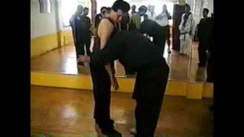 GM Al J Dacasco Wun Hop Kuen Do 1998 Seminar @ Rincon, Puerto Rico 8