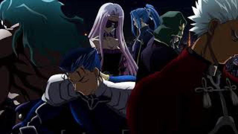 [OP2] Fate/Stay Night / フェイト/ステイナイト - Kirameku Namida wa Hoshi ni / きらめく涙は星に