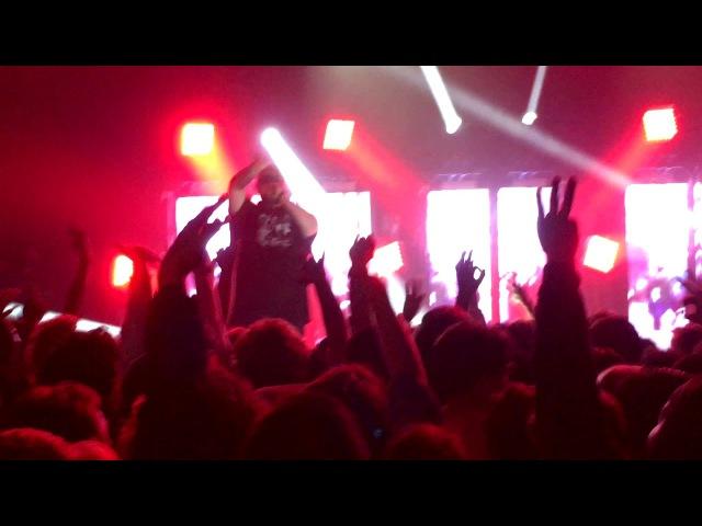 $uicideboy$ - Venom feat. Shakewell (Live in Ventura, 11/13/17)