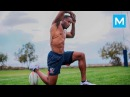 How to be FASTEST in rugby Carlin Isles Muscle Madness