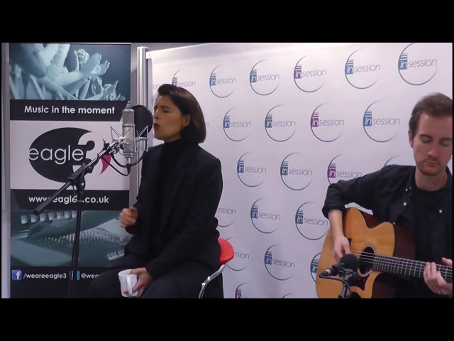 Jessie Ware - Say You Love Me (Acoustic at In Session on eagle3 Radio)
