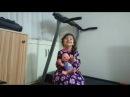 Eslemnur 'un İlk Konuşma Videoları ( Eğlenceli Komik Videolar )