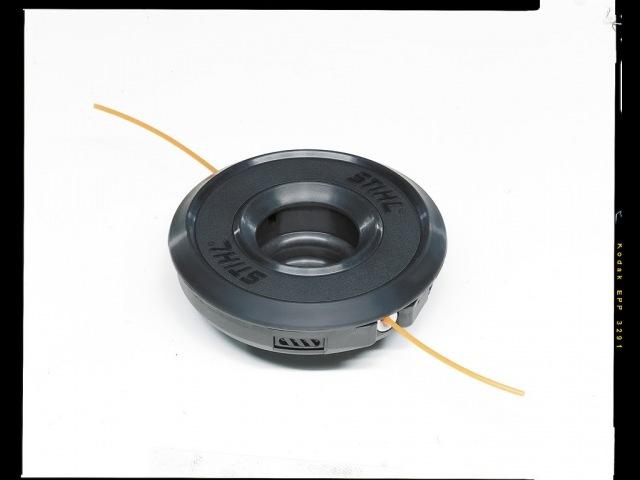 Мотокоса STIHL заправка струн в косильную головку FixCut 25 2