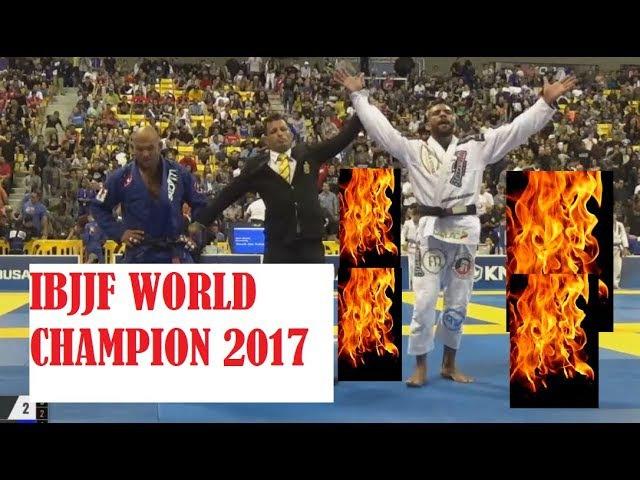 ERBERTH SANTOS 2017 HIGHLIGHTS IBJJF WORLD CHAMPION *EXPLOSIVENESS AGILITY* *HD ONLY*