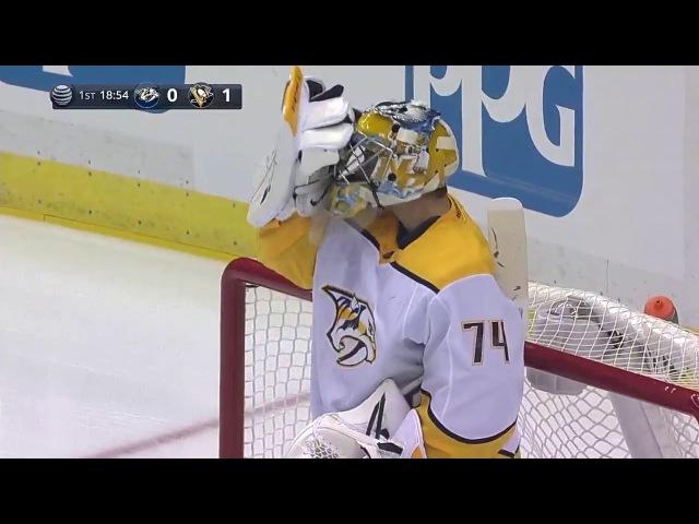 НХЛ 17-18 1-ая шайба Малкина 07.10.17