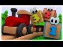 CARTOON CUBRICKS 2 Learn To Count Cartoon for Kids