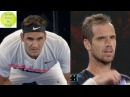 Full Match Highlights Roger Federer vs Richard Gasquet Australia Open 2018 R3