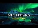 Аврора Бореалис Северное сияние Фотопроект Яркие краски Полярной ночи Solar St