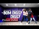 Bom Diggy Diggy Dance Video | Zack Knight | Jasmin Walia | Choreography | Ajay Poptron And Jyoti