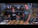 Ник Масси и Кэрлин Мэтьюз: цыплёнок с ананасами