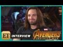 Avengers Infinity War Sebastian Stan FULL INTERVIEW
