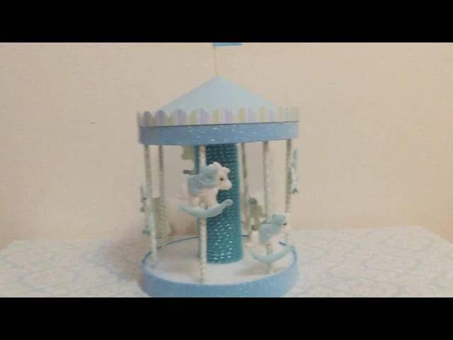 Baby Shower Carousel