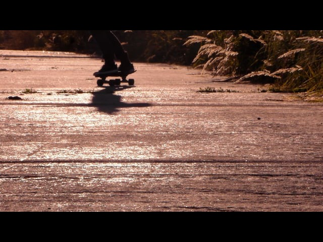 Pond dusk ride v2d