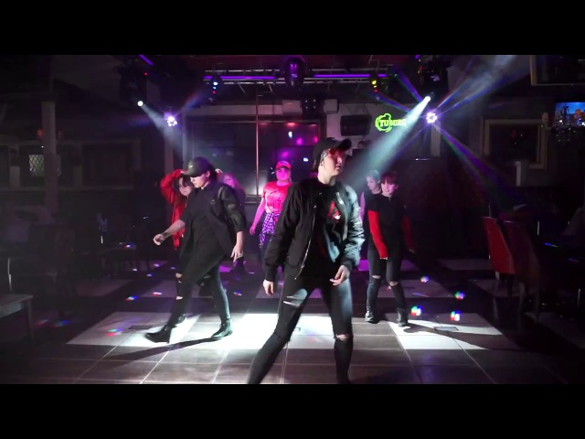 EXO - Monster (dance cover by Control.C) ☆ K-POP PARTY by A.G.L.S. art group 9x12