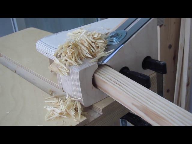 Making 25mm Dowel Rod