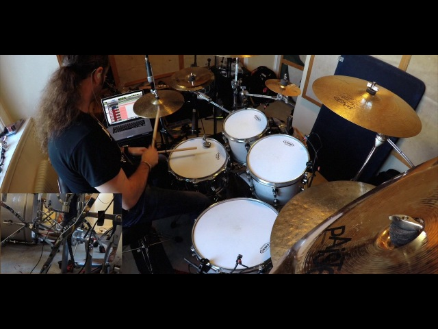 Pain of Salvation's Reasons - Drum Playthrough With Leo Margarit