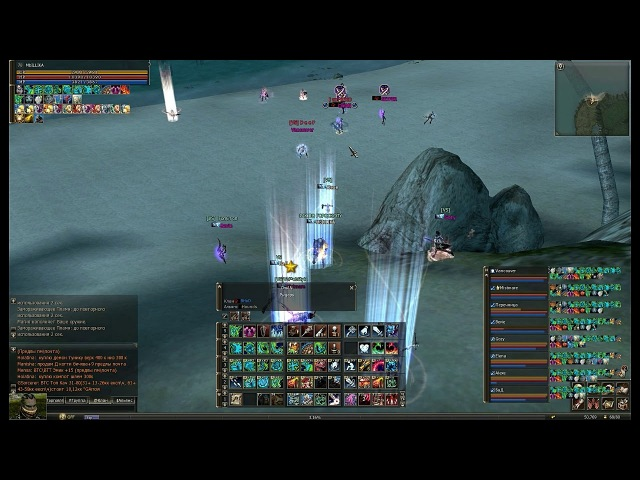 Lineage 2 Classic shilien MbILLIKA Top Homless Gays