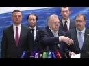 Явлинский реагирует на заявление Жириновского об убийствах